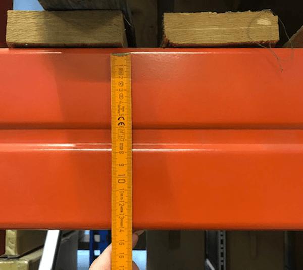 ONE2ID Rack labels shelf labels warehouse labels