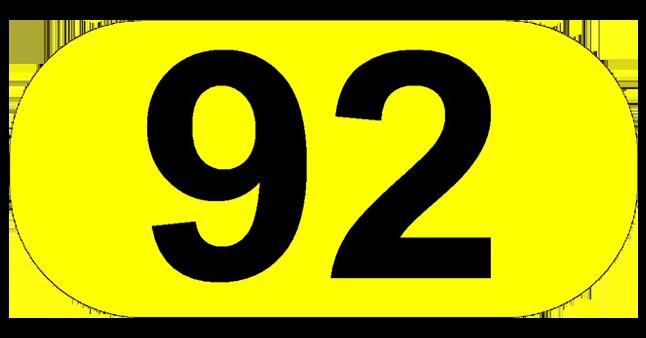 ONE2ID Vloerlabels vloeridentificatie magazijnvloer