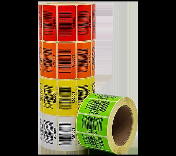 ONE2ID LPN URN HU etiketten track en trace magazijnlabels